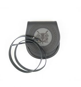 MM thistle belt sporran